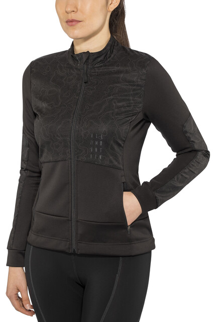 Jacket black Midlayer Cube Women AM y0OmvNn8w